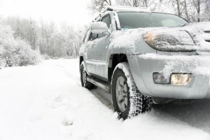 Autonrenkaita täytetään typellä - toimii pakkasessa paremmin kuin ilma