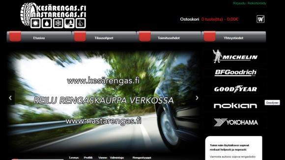 Kesärengas.fi